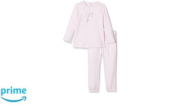 M/ädchen Zweiteiliger Schlafanzug 221389 Sanetta Baby