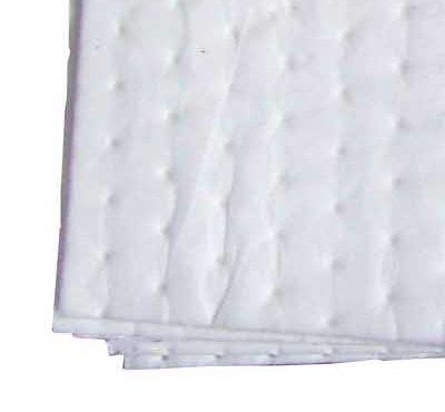 10 x Bonded für Öl und Treibstoff nur absorbierenden Pads/Mats (öl-bereinigung)