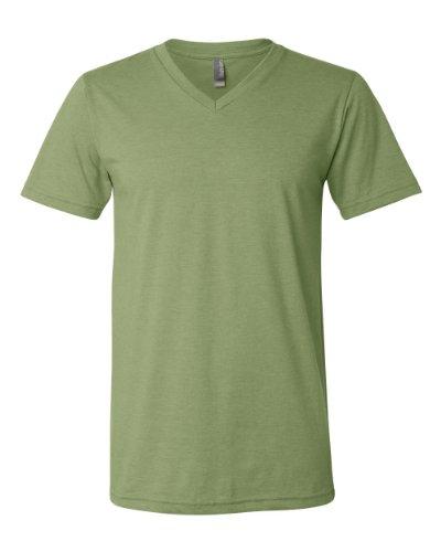 Bella + Canvas be3005–T-Shirt V-Neck Navy Blue