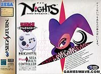 NiGHTS: into Dreams w/ 3D Analog Pad [Japanische Importspiele]