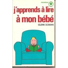 J'apprends à lire à mon bébé (Collection Marabout service)