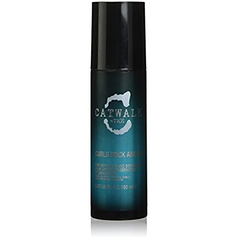 Catwalk Curls Rock Amplifier 5.07oz (6 Pack) by Charles Worthington