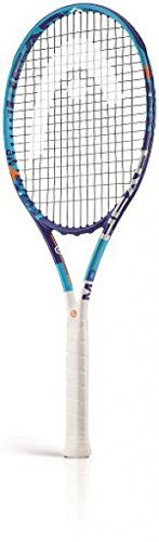 Head Graphene XT Instinct Mp - Raqueta de tenis, color azul/naranja/blanco, talla U30