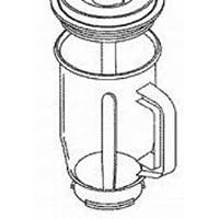 Bosch 263818 Becher Kunststoff zu MUM6