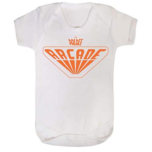 Arcade Stranger Things Baby Grow Short Sleeve ()