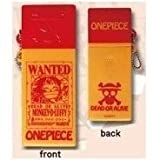 One Piece Chara battery ON-34A Luffy type docomo / SoftBank (japan import)