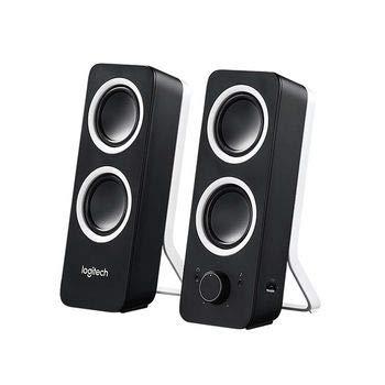 Logitech  Z200 Voller Stereoklang-Lautsprecher