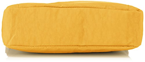 Kipling MOYELLE Damen Schultertaschen 25x18x7 cm (B x H x T) Mehrfarbig (Sunflower)
