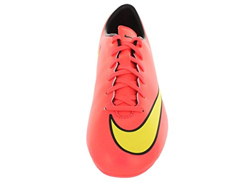 Nike 651634 690 Jr Mercurial Victory V Fg Jungen Sportschuhe - Fußball hyper punch/metallic gold/black/volt