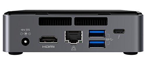 INTEL NUC BOXNUC7I5BNH Core I5-7260U M.2 + 6,35cm 2,5Zoll SSD + Intel Wireless-AC 8265 + BT 4.2