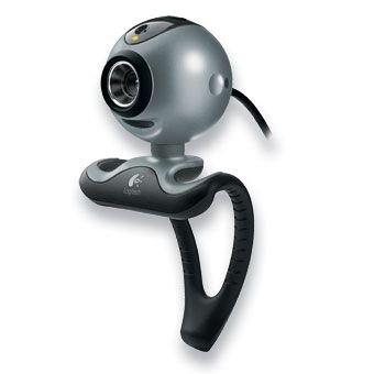Logitech QUICKCAM PRO 5000 Webcam