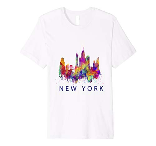 NYC Tee Shirt - I love NEW YORK New York Tee