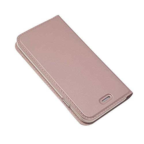 57d1a3d85d1 DENDICO Funda iPhone 6 / 6s, Slim Case de Estilo Billetera Carcasa con TPU  Silicona