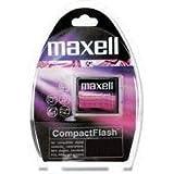 Maxell Carte CompactFlash (CF) High-Speed 52x Carte Mémoire Flash 2 Go