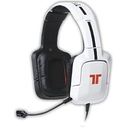 TRITTON PRO+ Casque Gaming True 5.1 Surround - Blanc glossy