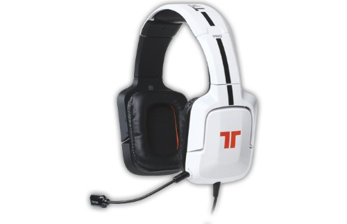 Tritton PRO+ 5.1 Surround Headset für PS4/PS3, Xbox 360, PC/Mac - Weiss