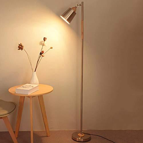 LAMPES À PLANCHER INTÉRIEUR ZXC YWXLight Angle d'éclairage réglable Protection oculaire Lampe de lecture Lampadaire