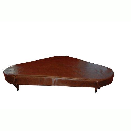 QCA Spas si7954Ersatz Hot Tub Flex Cover für aqarius Spa, 88von 72von 183cm, Teak -