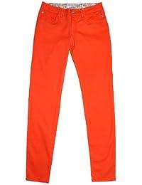 Fresh Made 5-Pocket in Wunschfarbe glowing orange M