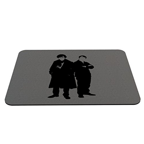 Preisvergleich Produktbild Stylotex Mauspad Sherlock and Watson - mit textiler Oberfläche