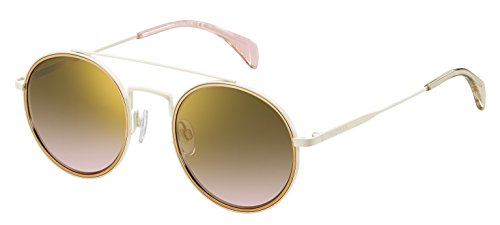 Tommy Hilfiger Unisex-Erwachsene Sonnenbrille TH 1455/S JM Mehrfarbig (Smtt Cream), 53 Preisvergleich