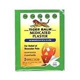 Tiger Balm - Parche para aliviar el dolor muscular, 7x10cm, 5 paquetes