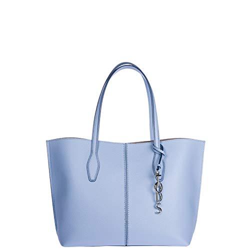 Tod's borsa a mano donna blu