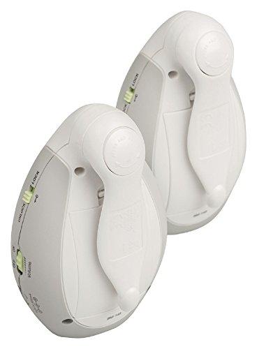 Eurosell 2,4Ghz Babyphone Baby Überwachung Phone Audio