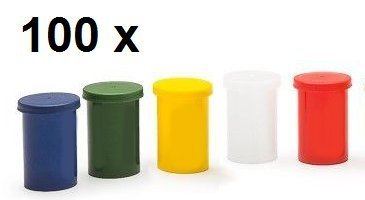 100-x-multicolour-film-canisters-for-geocaching-geomate-film-canister-mini-storage-boxes-micro-cache