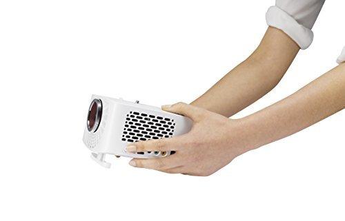 LG PF1500G LED-Projektor (Full HD, 1400 ANSI Lumen, HDMI, USB) Weiß - 8