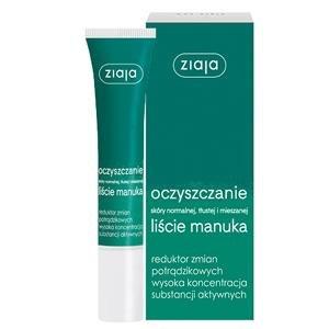 ziaja Manuka hojas Extracto de acné de reducción 15ml