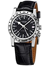Glycine Airman Number One GMT 3944.19-LBK9