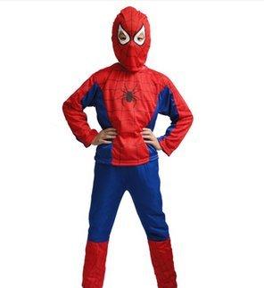 Costumes Kid Boy Halloween - Narikiri! Costume Spider-Man costume for children boys