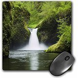 Danita Delimont - Waterfalls - OR, Punchbowl Waterfalls, Mt Hood National Forest - US38 KSC0021 - Kevin Schafer - MousePad (mp_93878_1) -