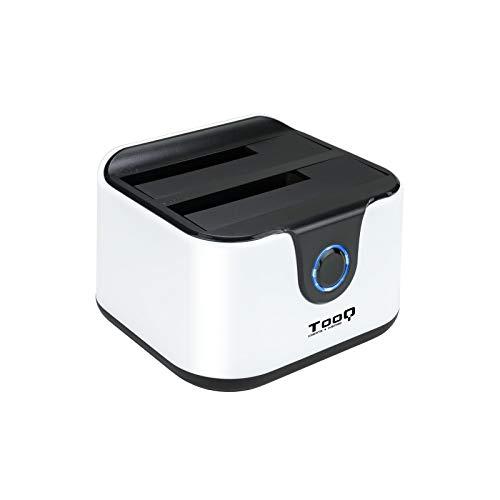 TooQ TQDS-802BW - Base conexion Docking