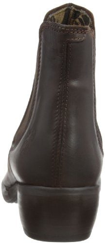 Fly London Make Bottes western pour femme Marron (Dkbrown 001)