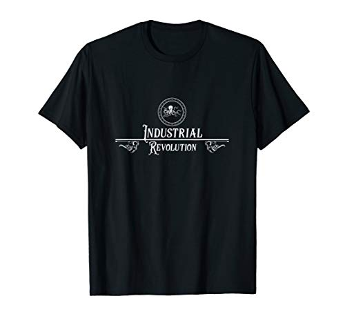 Steampunk Krake viktorianisch Herren Damen Tshirt Outfit Tee