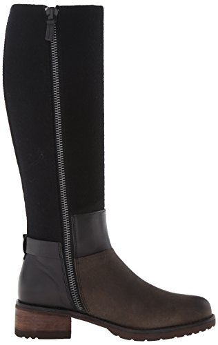 Elie Tahari Marvel Toile Botte Forest-Black