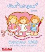 Little WIngels Kalender zum Malen, Basteln und Kleben 2009