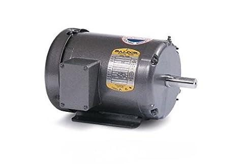 Baldor Electric M1705T 145T Frame TEFC DP Motor, 1.5 hp,