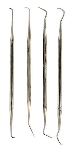 Preisvergleich Produktbild iFixit Probe and Pick Set - 4 Edelstahl-Sonden (EU145059-1)