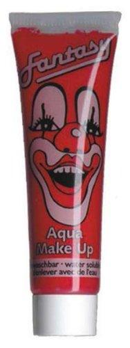 Tube de maquillage 15 ml - Fond de teint à l'eau Visage ROUGE