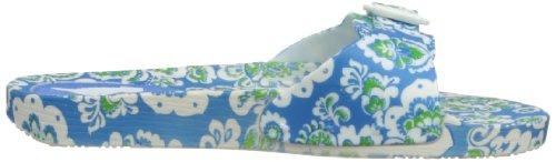 Rocket Dog Blossom, Sandales Plateforme femme Bleu (Positano)