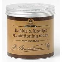 Carr y día y Martin ensilla y cuero acondicionado jabón deja un acabado mate - (elegir 250 ml o 500 ml) Talla:250 ml
