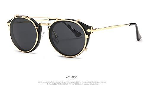 Sonnenbrille Designer Cat Eye Sonnenbrille Frauen Vintage Spiegel Farben Klappbare Sonnenbrille Für Frauen Optische Gläser Schwarz Grau