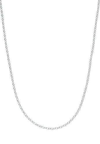 JETTE-Silver-Damen-Kette-fr-Charms-Charmscollier-925er-Silber-silber-One-Size
