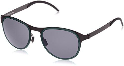 Mercedes Benz Herren M1045 Sonnenbrille, Blau, 54