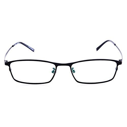 TERAISE Flexibler Titanrezept-optische Glas-Rahmen-leichte Brillen