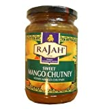 Rajah - Süßes Mango-Chutney - 340g