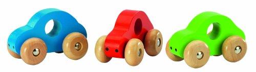 Fashy 1903 60 Coche de juguete hecho de madera